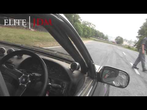 Nick DAlessio from Elite | JDM vs. Doug Van Den Brink XDC Round 4 WV Hyperfest 2011
