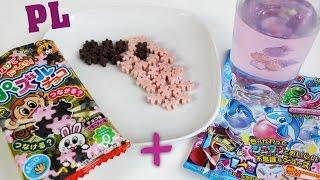 Rybki w napoju + czekoladowe Puzzle + bonus - JAPANA zjadam #36
