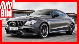 Mercedes-AMG C 63 S Coupé (2018) Fahrbericht / Test / Review