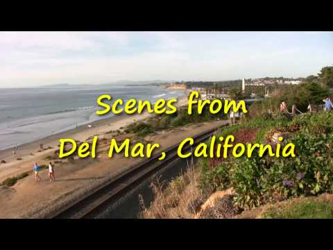 Del Mar, California (in HD)