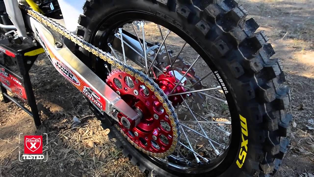 Racer X Tested: 2006 Honda CRF250R Bike Build - YouTube