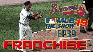 MLB 15 The Show: Atlanta Braves Franchise - 2018 NL WILD CARD GAME [EP39]