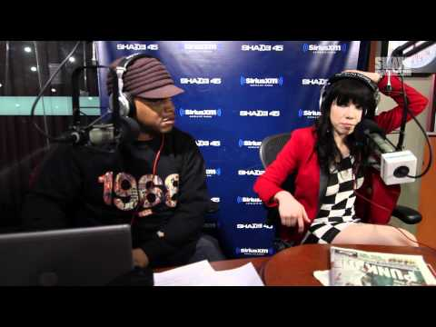 Carly Rae Jepson Elaborates On Nicki Minaj Remix And Weighs In On Today's Hip Hop video