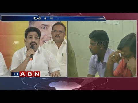 TDP MLC Buddha Venkanna Speaks To Media Over YS Jagan Attack Controversy & Agri Gold Scam