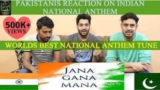 Pakistani Reacts to National Anthem Of India | Jaya Hey : Jana Gana Mana Video Song by 39 Artists
