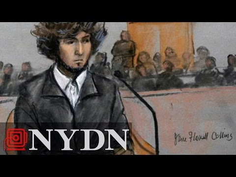 Dzhokhar Tsarnaev Apologizes to Boston Marathon Bombing Victims