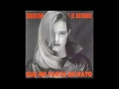 Christina y Los Subterráneos - Alguien Que Cuide De Mí