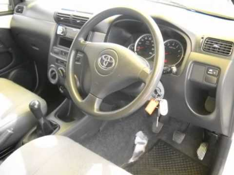 TOYOTA AVANZA 1.3 FREIGHT CARRIER PANELVAN Auto For Sale On Auto Trader South Africa