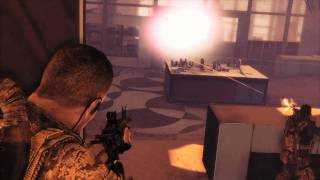 Spec Ops_ The Line 'Gameplay Trailer' TRUE-HD QUALITY