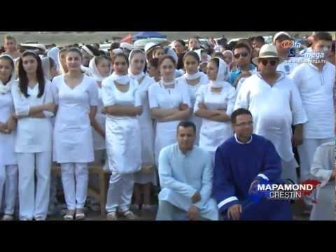 Stiri Crestine - Mapamond Crestin editia 425 - 8 septembrie 2012 - reportaj botez Toflea 2012