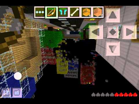 Explosive arrow mod for MCPE 7.1 iOS video fail