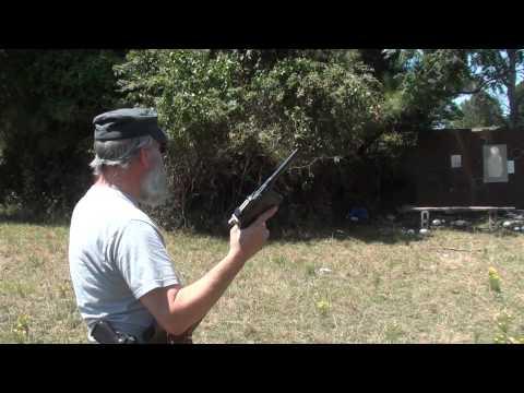 C96 Mauser Broomhandle