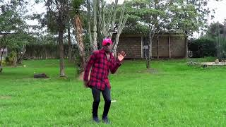 Patoranking-Temperature (Dance Cover)By EllyNjoroge.