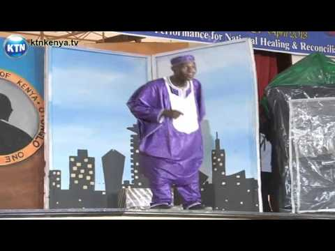 Otonglo Narrative - National Drama Festival in Mombasa