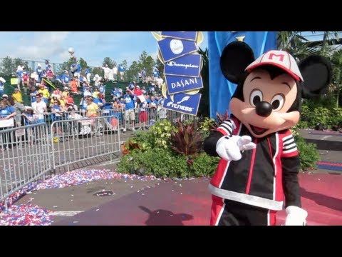 Walt Disney World Marathon 2013