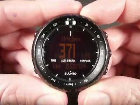 Suunto Core Review Video