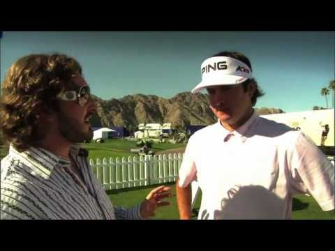 Bubba Watson 2012 Masters winner raps with Dub.