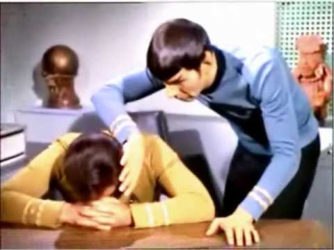 Kirk & Spock ~ Jizz In My Pants video
