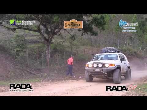 Ruta Extrema 4 Rally Frontera Aventura 2014