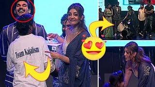 Kajal Aggarwal Mesmerized her crazy fan following TEAM Kajalism | Sita Movie | Filmylooks