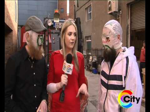 Rubberbandits - I Wanna Fight Your Father(interview) video