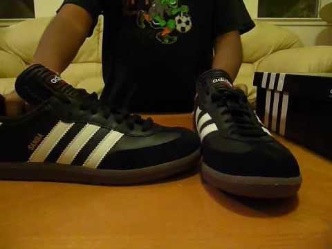 Adidas Samba on Feet Adidas Samba Shoe Review