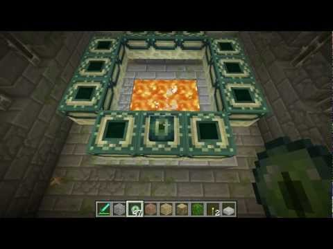 Minecraft 1.9 PR4 - How to get to End Realm (Walk-through!)