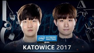 StarCraft II - Stats vs. TY [PvT] - Grand Final - IEM Katowice 2017 [1/3]