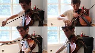 Defendingveheart's honor with a violin cover to Outlawed Tunes on Outlawed Pipes