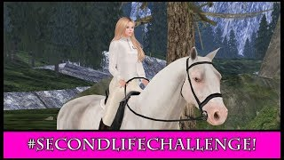#SecondLifeChallenge - Relaxation In Second Life!