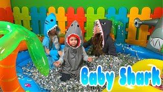 Baby Shark Dance | Sing and Dance! | Animal Songs | Songs for Children Baby Shark