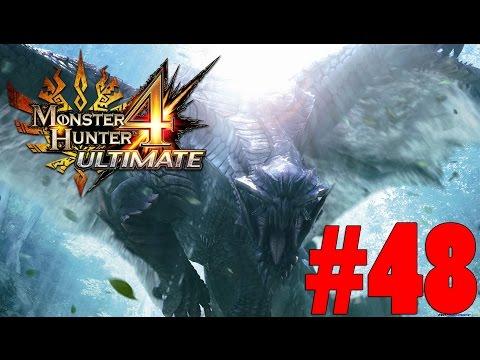 Monster Hunter 4 Ultimate Gameplay Part 48 - Hot Air Buffon [N3DS]