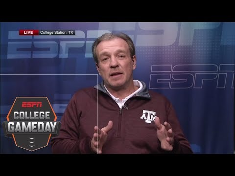 Jimbo Fisher reveals why he left Florida State for Texas A&M   College GameDay   ESPN