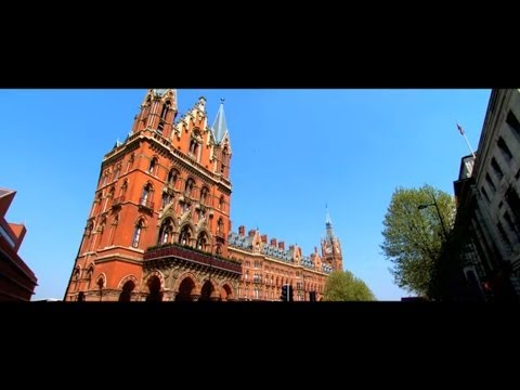 ST PANCRAS RENAISSANCE HOTEL, LONDON, INTERVIEWS - VIDEO PRODUCTION LUXURY TRAVEL FILM
