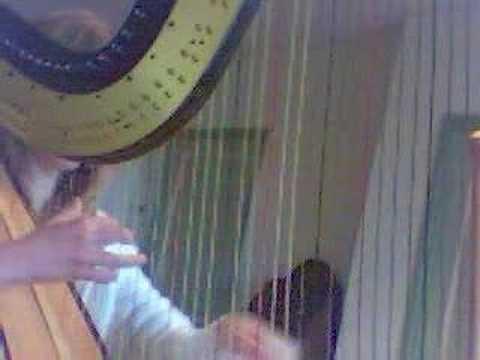 Harp Pachelbel Canon in D Video
