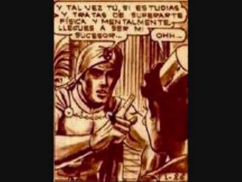 KALIMAN y el valle de los vampiros cap 1 (parte 1 )