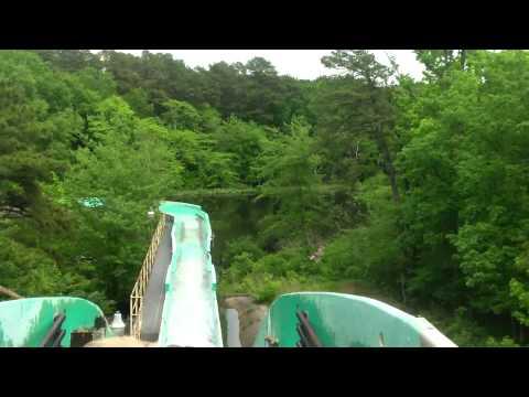 Log Flume Six Flags Log Flume ☺hd Pov☺ Six Flags