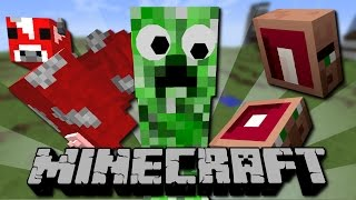FUNNY Minecraft MOVIE with 70+ MODS!!