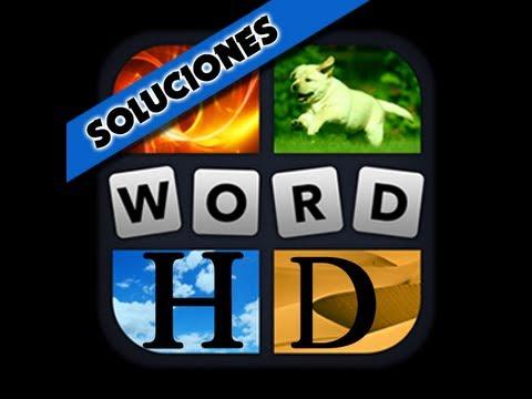 4 fotos 1 palabra   (Respuestas de 5 letras) HD - YouTube