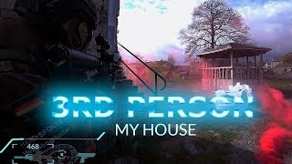 "Citadel Stonebridge ""My House"" 3rd person magfed Paintball"