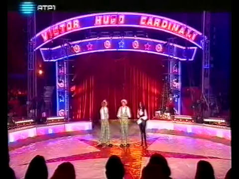 Nery Brothers 1ª PARTE - Palhaços/Clowns - Circo Victor Hugo Cardinali - Natal 2010/2011
