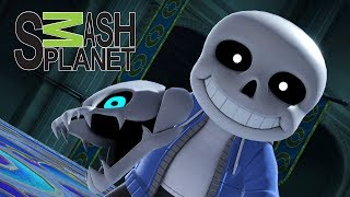 Smash Planet: Sans (Animal Planet Parody)