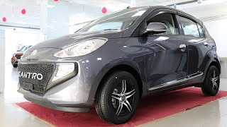 Modified New Santro 2018 Sportz Star Dust Hyundai | Rishabh Chatterjee