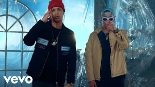 Trap Capos, Noriel - Amigos y Enemigos (Official Video) ft. Bad Bunny, Almighty