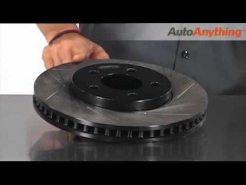 Centric Premium Brake Rotors Review: AutoAnything Product Demo