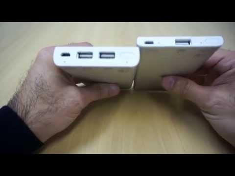 Carregador Portátil USB da Sony
