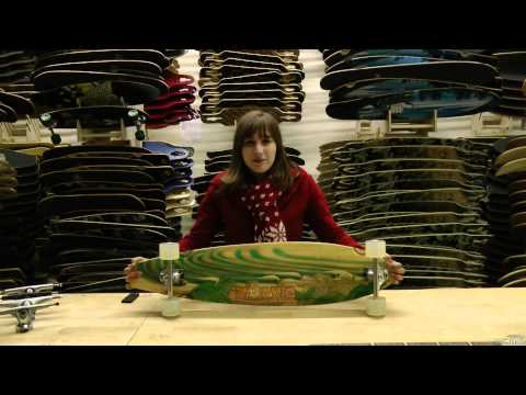 2010 Sector 9 Rincon Longboard Review