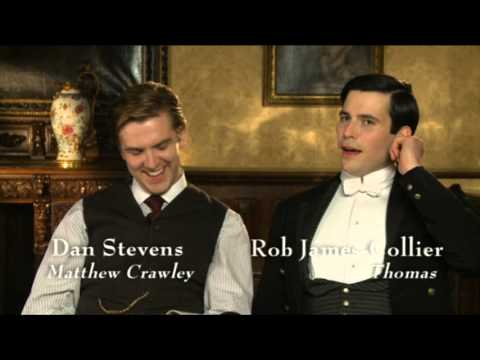 Downton Abbey - Making - Extended Interviews