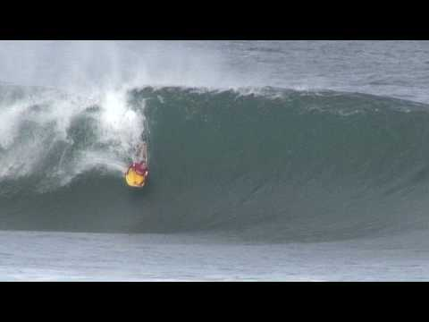 NORTH SHORE Body Boarding Febuary 2009