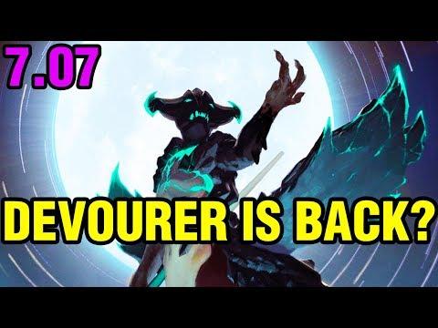 DEVOURER IS BACK? - Sccc Plays Outworld Devourer - Dota 2